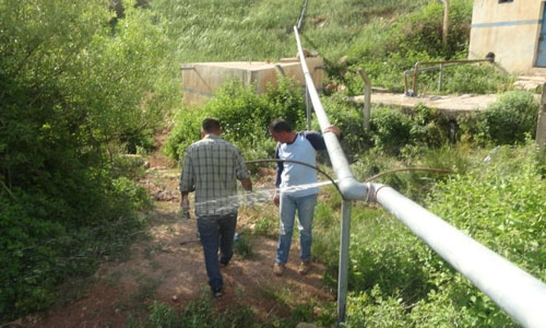 Water Irrigation Project